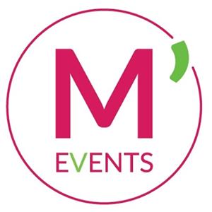 Création du site internet M'Events